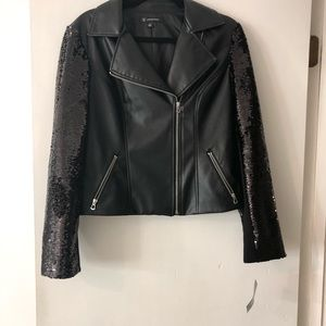 NWT INC black jacket